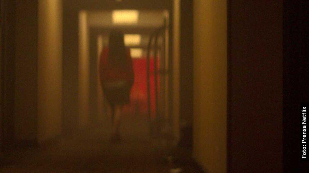 desaparición en el hotel cecil serie