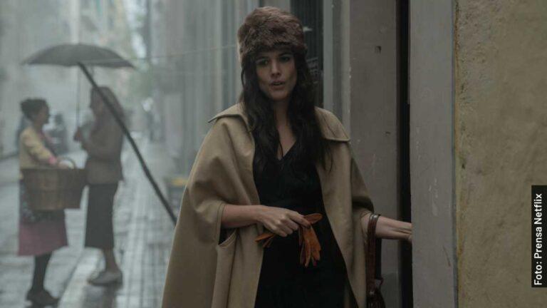Quién es el papá del hijo de Helena en Hache, serie de Netflix