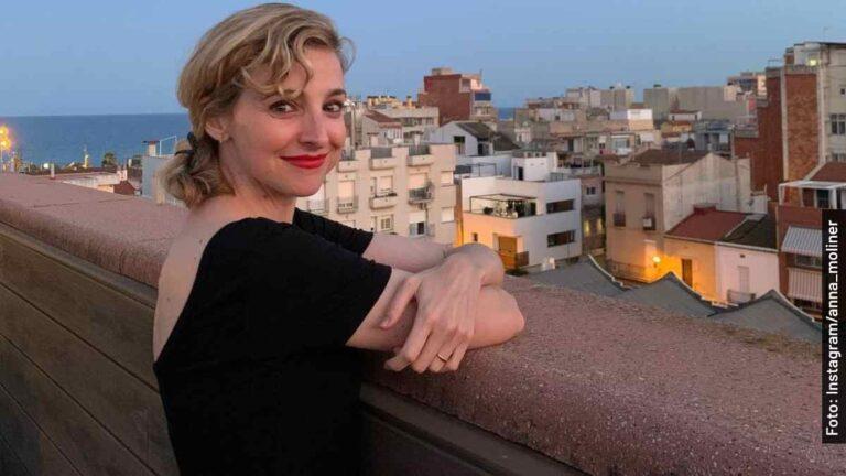 Ella es Anna Moliner, Mirta en Hache, serie española de Netflix