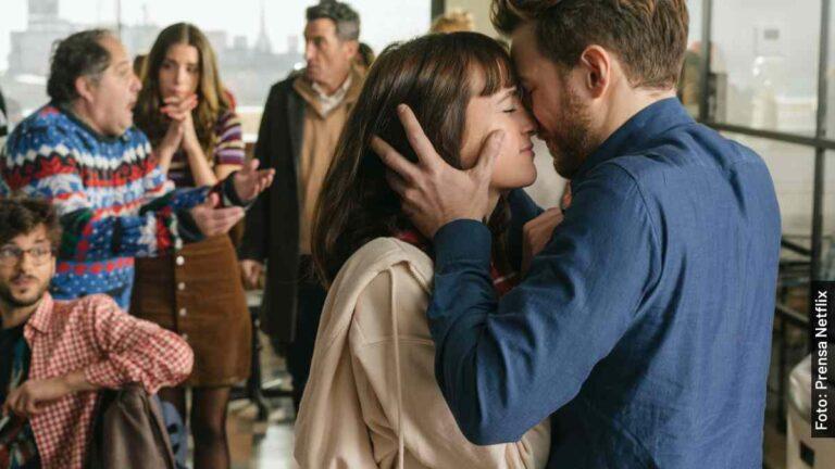 Quiénes son los actores en Loco por Ella, película española de Netflix