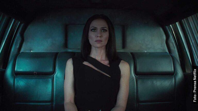 Ella es Melika Foroutan, Lord Varvara en Tribus de Europa, serie de Netflix