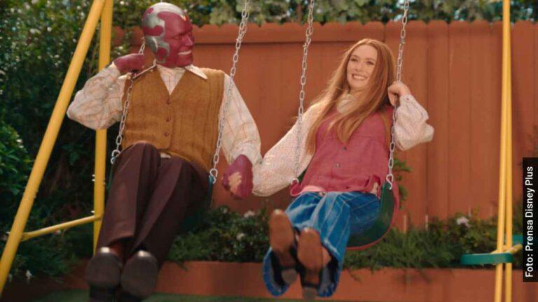 Qué series o sitcoms homenajea o imita WandaVision, serie de Disney+