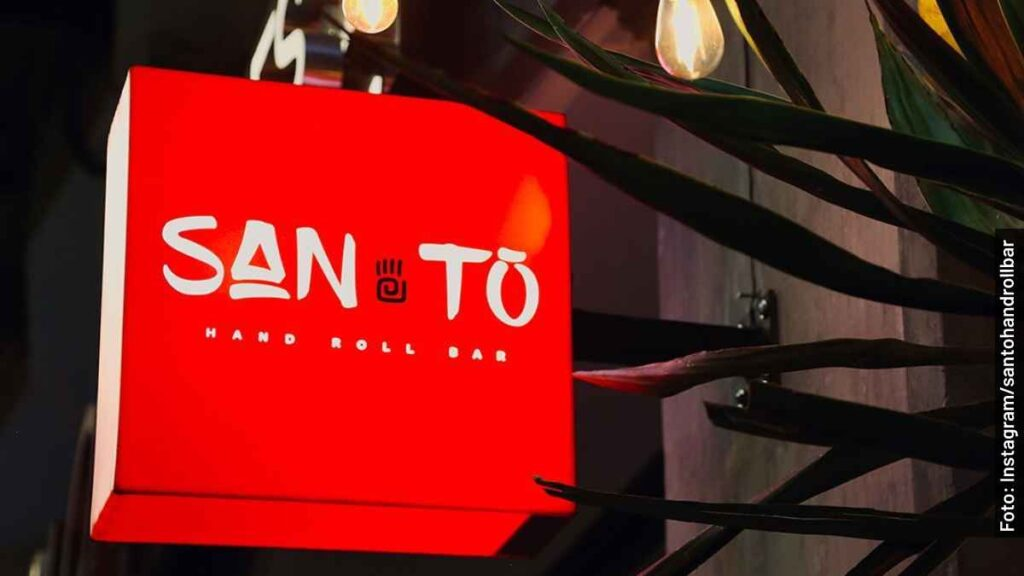 San-to Hand Roll Bar restaurante cassandra sánchez navarro
