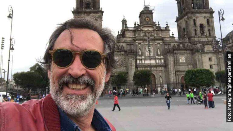 Quién es Ginés García Millán, César Lazcano en Quién Mató a Sara
