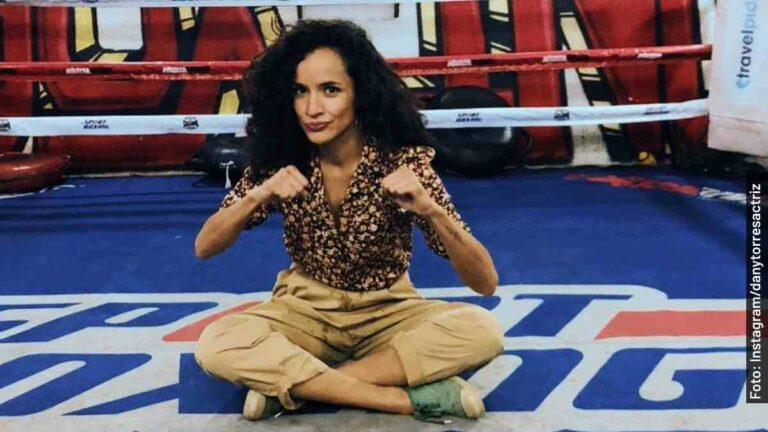 Ella es Dany Torres, participante de Survivor México 2021