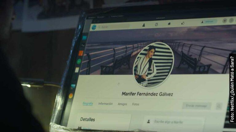 Quién es Diana Cazadora en Quién Mató a Sara, serie de Netflix