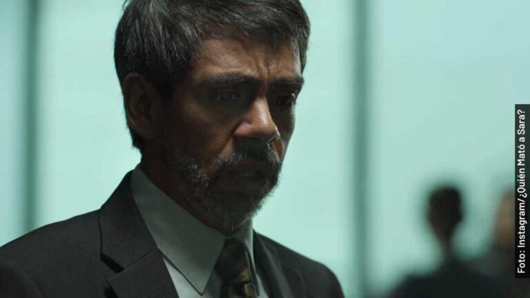 Quién es Héctor Jiménez, Elroy en Quién Mató a Sara, serie de Netflix