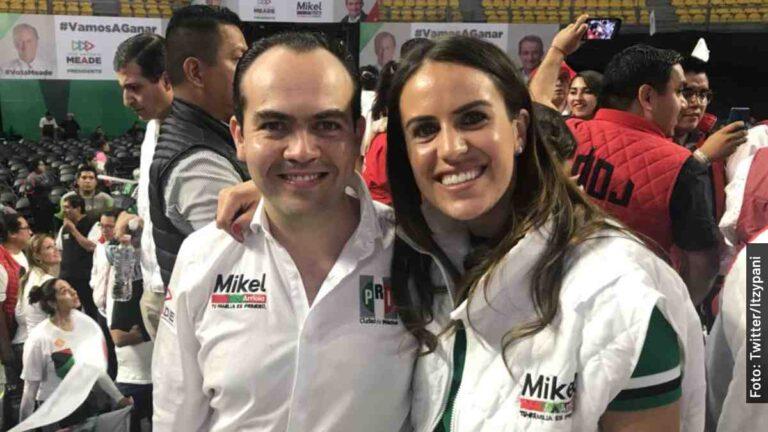 Quién es Patricio Caso, esposo de Itzel de MasterChef México