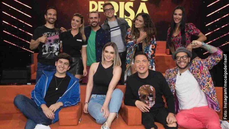 Así estuvo Fabiola Guajardo en Me Caigo de Risa, programa de Televisa