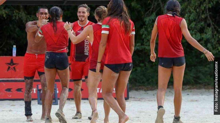 Cómo ganar las playeras de los atletas de Exatlón México