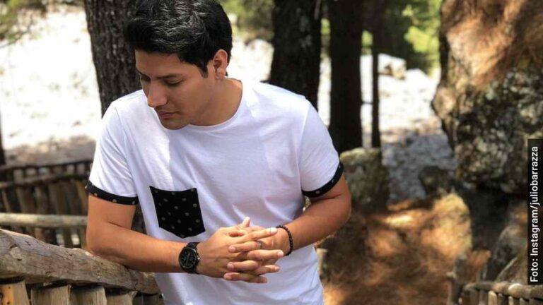 Quién es Julio Barraza de Survivor México 2021