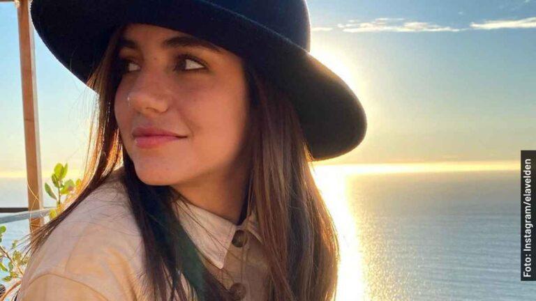 Ella es Ela Velden, Marifer joven en Quién Mató a Sara, serie de Netflix