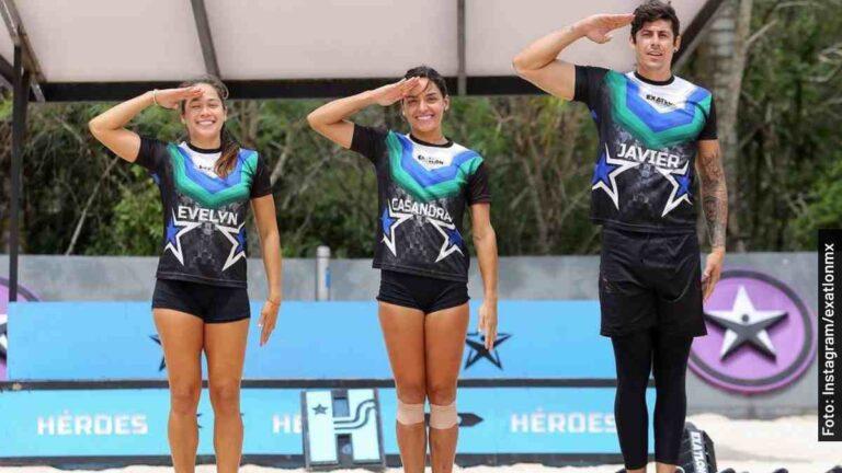 Revelan spoilers quién gana Duelo de Exatlón México vs Hungría