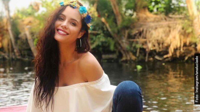 Ella es Ana Lucía Domínguez, Sofía en Quién Mató a Sara, serie de Netflix