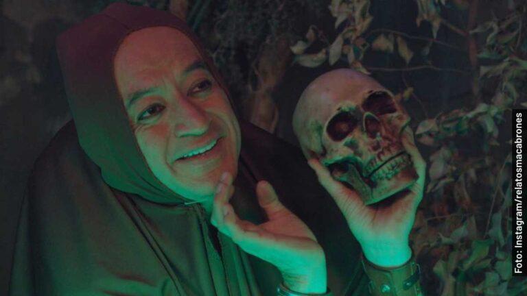 Quién es quién en Relatos Macabrones, programa de Televisa