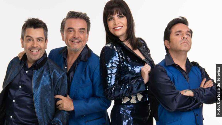 Quién es quién en Tic Tac Toc El Reencuentro, programa de Televisa