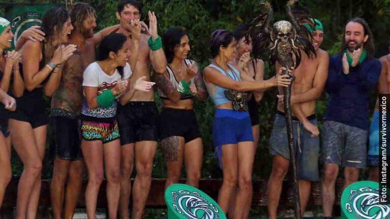Este es el video del adelanto de Survivor México del domingo 11 de abril