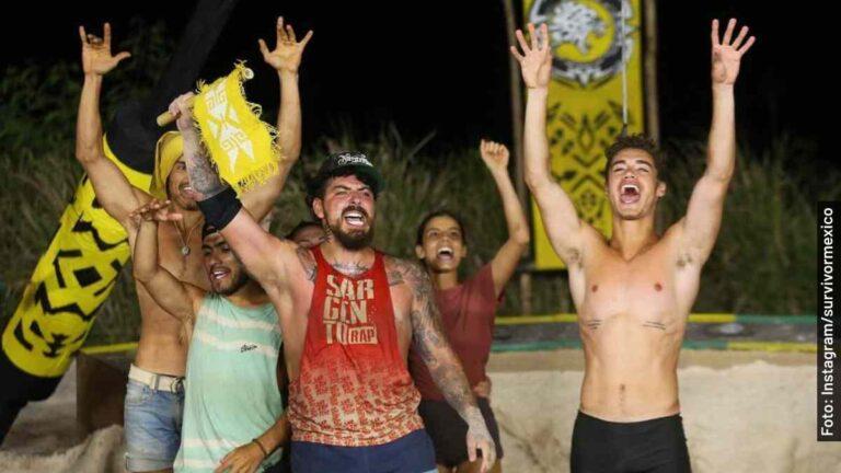 Este es el video del avance de Survivor México del viernes 23 de abril