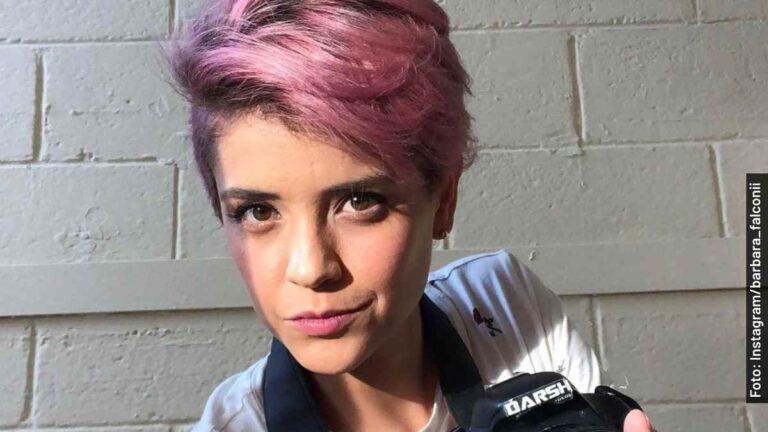 Ella es Bárbara Falconi, participante de Survivor México 2021