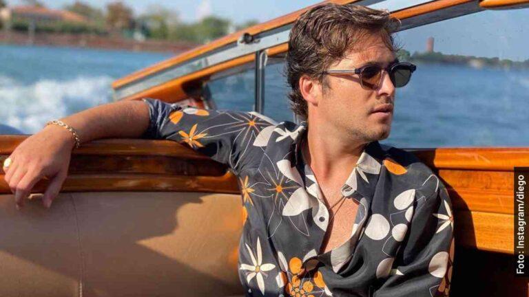 Quién es Diego Boneta, Luis Miguel en la serie de Netflix