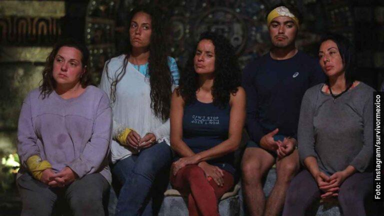 Survivor México: Quién sale hoy y dónde ver en vivo este domingo 11 de abril