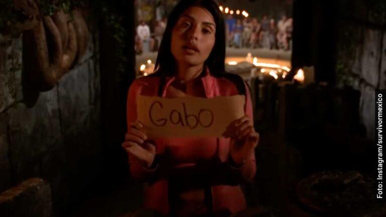 Video: Gabo es sentenciado al juego de eliminación en Survivor México