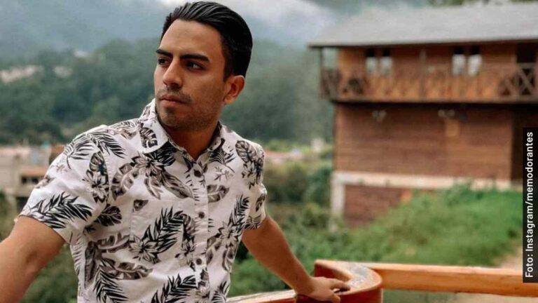 Quién es Memo Dorantes, participante de Survivor México 2021