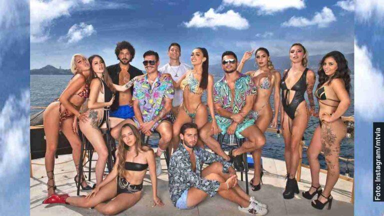 Quién llega en barco a Acapulco Shore, show de MTV y Paramount+