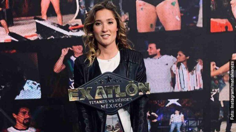 Mati Álvarez anunció que terminó con su novia Irene Sampedro