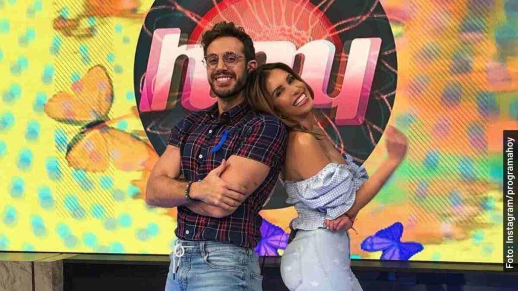 parejas estrellas bailan en hoy reality show