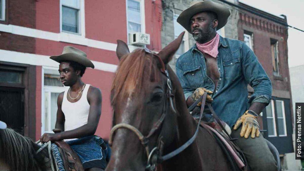 personajes cowboys de filadelfia película