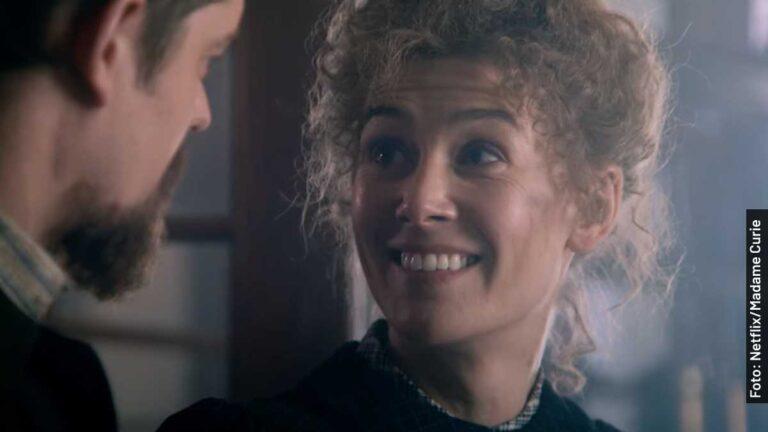 Quién es quién en Madame Curie, película  en Netflix