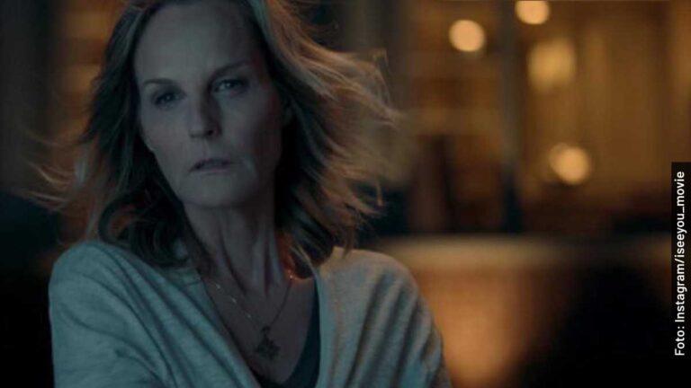 Quiénes son los actores en Te Veo, película de Netflix
