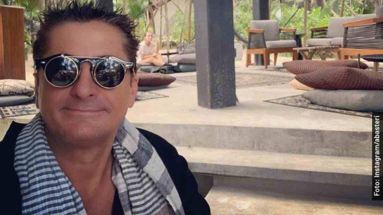 A qué se dedica Alex Basteri, hermano de Luis Miguel, en la vida real