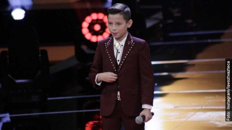 Quién es Randy Ortiz, ganador de La Voz Kids 2021, show de TV Azteca