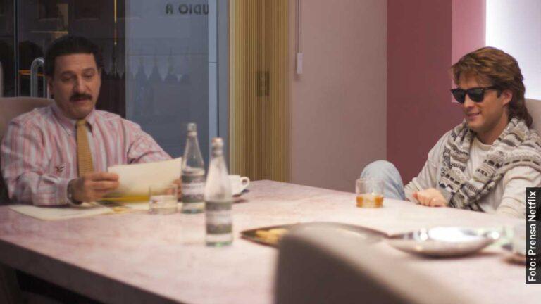 Quién es René León en Luis Miguel, serie de Netflix, y en la vida real