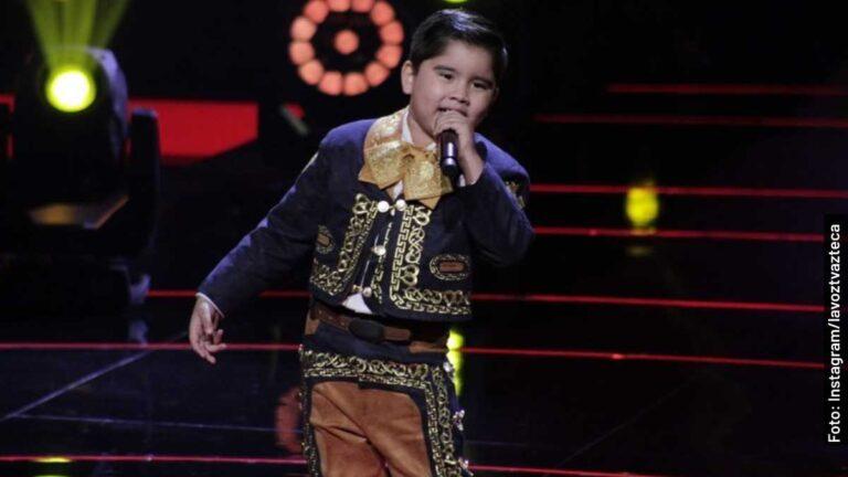 Quién es Santi de La Voz Kids 2021, reality show de TV Azteca