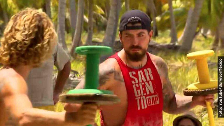 Video: Así fue el duelo entre Sargento Rap y Pablo en Survivor