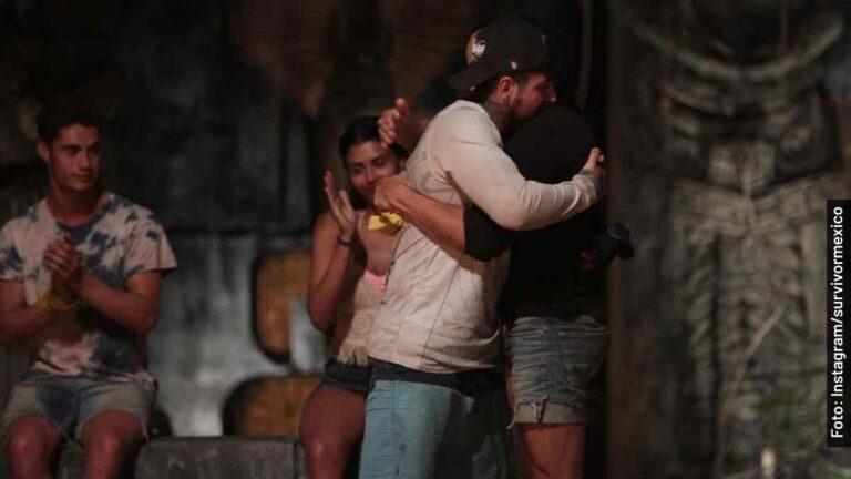 Video: Pablo Martí y Sargento Rap son elegidos capitanes en Survivor
