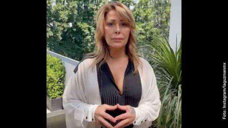 Video: Alejandra Guzmán habla sobre Frida Sofía