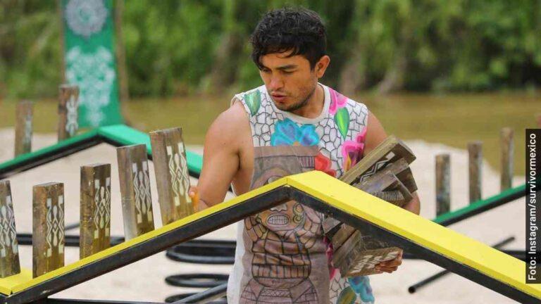 Video: Gabo Cuevas es el primer eliminado en Survivor México 2021
