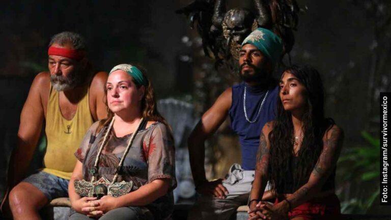 Este es el video del avance de Survivor México del domingo 23 de mayo