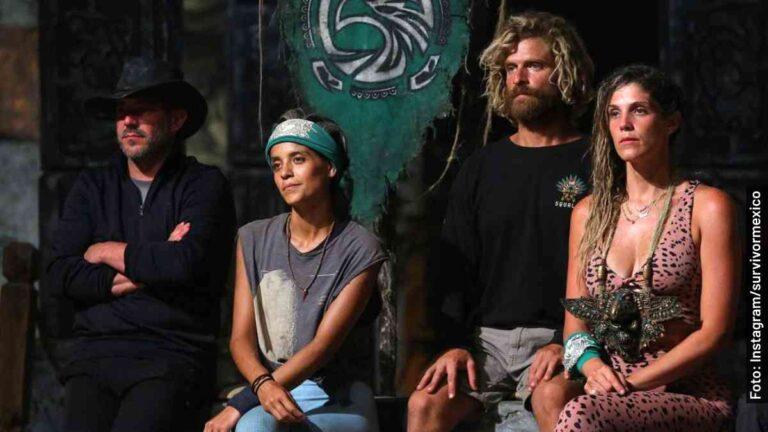 Este es el video del avance de Survivor México del miércoles 12 de mayo