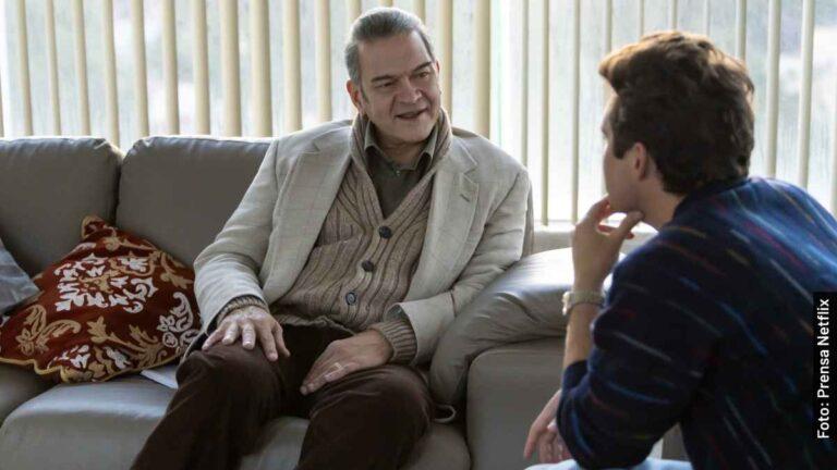 Cómo muere Hugo López de Luis Miguel, serie de Netflix, en la vida real