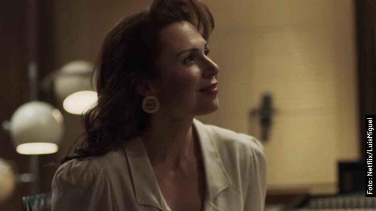 Quién es Cynthia Casas en Luis Miguel, serie de Netflix, y en la vida real