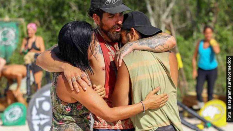 Video: Así fue la despedida de Dennis en Survivor México