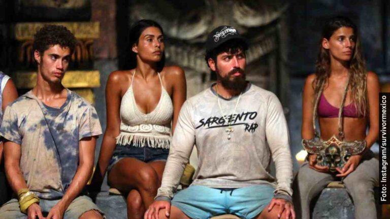 Revelan spoilers quién es el eliminado del domingo 23 de mayo en Survivor