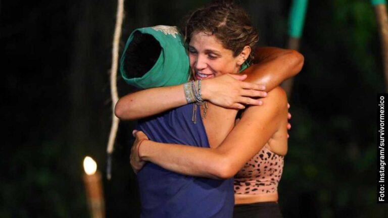 Video: Natalia es la eliminada del domingo 16 de mayo en Survivor México