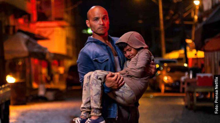 Quién es en la vida real Omar Venegas de Milagro Azul, película de Netflix