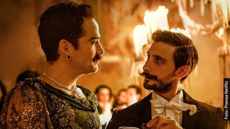 Quién es quién en El Baile de los 41, película mexicana en Netflix
